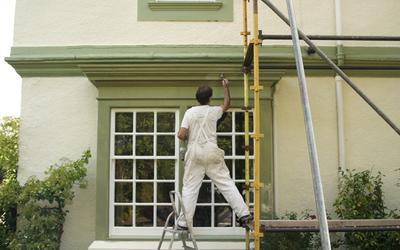 Schilderwerken Kevin David  - Buitenschilderwerken